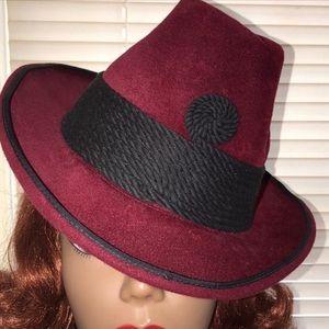Vintage Wine German Hat